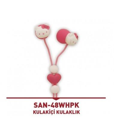 Hello Kıtty San-48Whrd Kulaklık