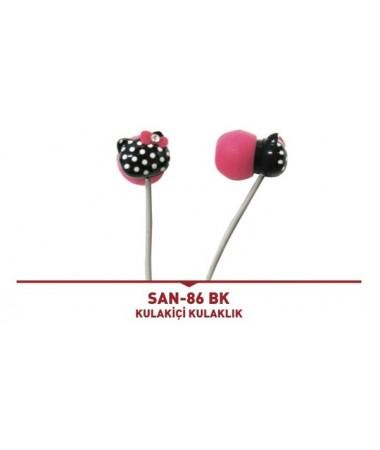 Hello Kıtty San-86Pk Kulaklık
