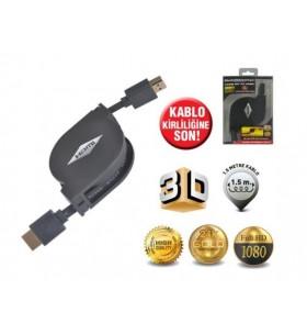 GOLDMASTER CAB-187 RT HDMI KABLO