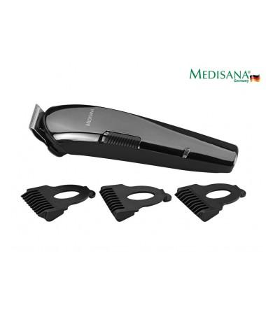 Medisana MD-7801 Play Erkek Bakım Seti - Çok Tercih Edilen Babalar Günü Hediyesi -  ( 12 fonksiyonlu erkek bakım seti. 12in1 ve 4 Adet rehber tarak (3, 6, 9, 12mm) )
