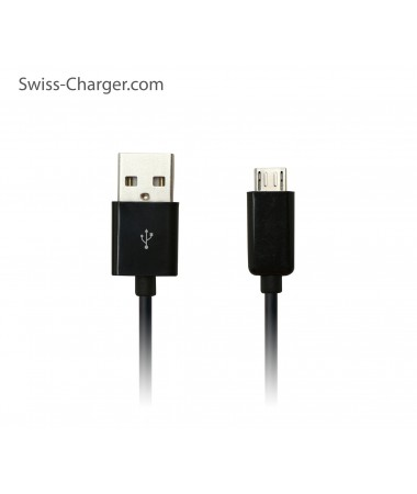 Swıss Charger Scc-10001 Mıcro Usb Kablo 1M