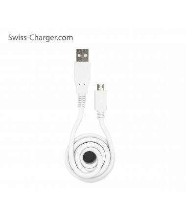 Swıss Charger Scc-10004 Mıcro Usb Kablo 3M