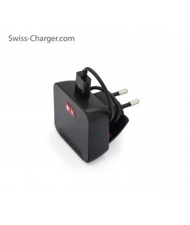 Swıss Charger Sch-20021 Ecomax Unıv.Şarj Cihaz+Kab