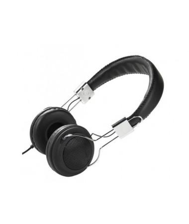 Vivanco 34877-Street Style X-Bass Kulaklık-Siyah