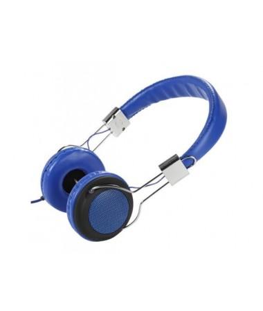 Vivanco 34881-Street Style X-Bass Kulaklık-Mavi