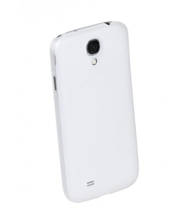 Vivanco 35433-Galaxy S4 Arka Kapak-Şeffaf