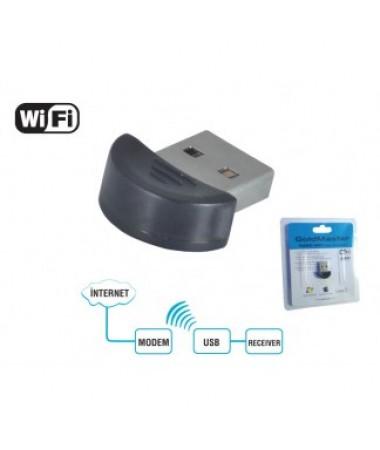NANO WI-11 USB Wİ-Fİ Güçlendirici Adaptör