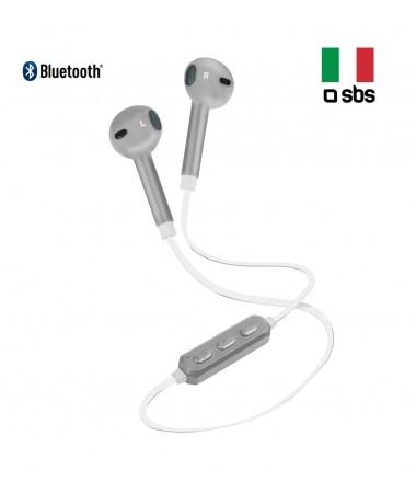 SBS-BT700 Boyun Askılı Bluetooth Kulaklık / Gri ( Kulağa Tam Uyan Tasarımı ve Boyun Askısıyla Ekstra Konforlu ve Pratik Kullanım İmkanı )