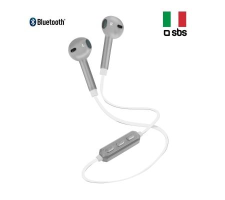 ( TÜKENDİ! ) SBS-BT700 Boyun Askılı Bluetooth Kulaklık / Gri ( Kulağa Tam Uyan Tasarımı ve Boyun Askısıyla Ekstra Konforlu ve Pratik Kullanım İmkanı )