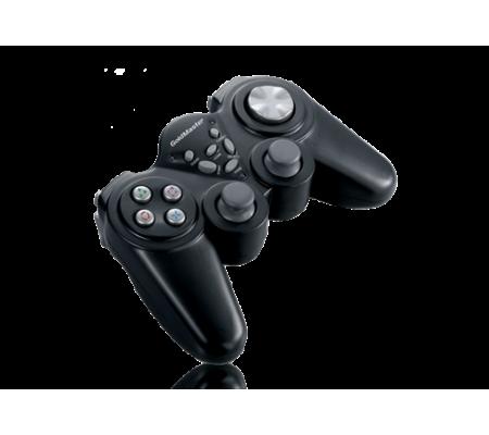 GP-350 Kablolu Joystick / Oyun Kolu / Pc ve PS3 ( Maksimum titreşim efekti ve Hızlı hareketler için kolay tuş tasarımı )