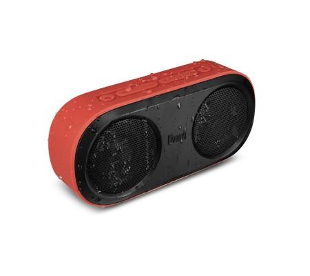 Divoom AirBeat 20 Bluetooth Hoparlör Su Geçirmez / Çift Hoparlör! / Tüm Cihazlar ile Uyumlu ( Divoom Kalitesi ile Tanışın! ) ( Kırmızı )