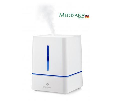 Medisana 40014 Hava Nemlendirme Cihazı ile Odanızın Nemi Daima İdeal! ( 3,8 Geniş Su Tankı, Gece Işığı & Özel Başlığı ile Homojon Buhar Dağılımı! )