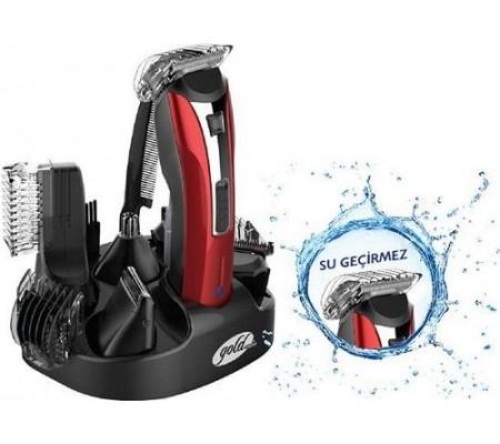 GHT-7112 ELVİS  ( Su Geçirmez ) Tıraş Makinesi + Medisana Vücut Analiz Baskülü