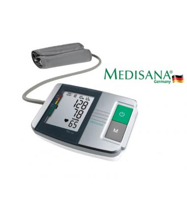 ( SON 96 ADET ) Medisana 51152 Koldan Tansiyon Aleti - ( Diagnostik Fonksiyonlu Hassas Tansiyon Ölçümü / FDA & Klinik Onaylı / Düzensiz Nabzı Algılama ( Aritmi ) )