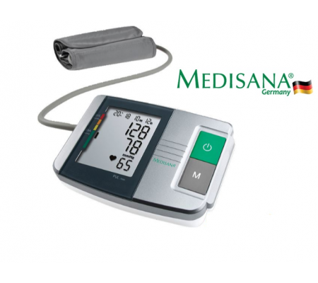 ( TÜKENDİ! ) Medisana 51152 Koldan Tansiyon Aleti - ( Diagnostik Fonksiyonlu Hassas Tansiyon Ölçümü / FDA & Klinik Onaylı / Düzensiz Nabzı Algılama ( Aritmi ) )