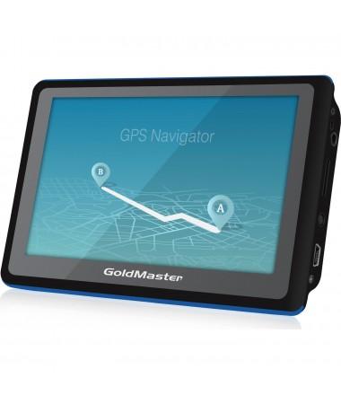 NAV-512 Navigasyon Cihazı ( İnternetsiz Dahili Harita Kullanımı! En Kısa Güzergah İle Yolculuk ve Tüm Türkiye'yi Kapsayan Şehir Haritası )