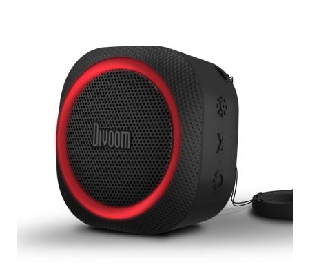 Divoom AirBeat 30 Bluetooth Hoparlör  ( Su geçirmez Divoom Kalitesi! Renk Değiştiren Özel Dizayn ) ( Siyah )