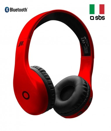 ( TÜKENDİ! ) SBS-65006 Kafa Üstü Bluetooth Kulaklık ( 4 Saate Kadar Müzik Oynatma Süresi / İtalyan SBS Kalitesi ile Tanışın! )