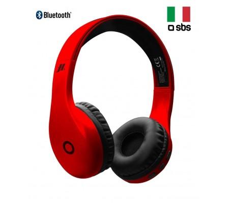 SBS-65006 Kafa Üstü Bluetooth Kulaklık ( 4 Saate Kadar Müzik Oynatma Süresi / İtalyan SBS Kalitesi ile Tanışın! )