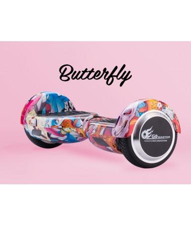( TÜKENDİ ) SBS-653 Butterfly KayKay ( En Çok Tercih Edilen Karne Hediyesi! )