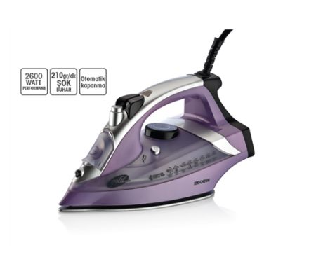 Gsı-7606P Forza Buharlı Ütü