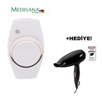 Medisana Ipl-840 Lazer Epilasyon Cihazı + ProMini Saç Kurutma Makinesi Hediye! ( Yeni Teknoloji, Geliştirilmiş Model! Evinizde Lazer Teknolojisi! Yüz, Bacaklar, Kollar, Koltuk Altı Ve Bikini Bölgesi Için Uygun! )
