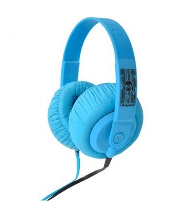 İdance Sedj-650 Kulaklık-Mavi (Rengarenk seçenekler ile müziğin keyfine varın! )