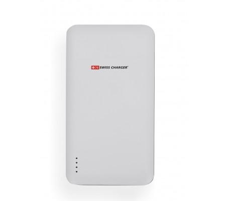 Swiss Charger 15000 Powerbank ( İsviçre Swiss C. Özel Seri - Tüm Tablet Ve Akıllı Telefonlara Uyumlu )