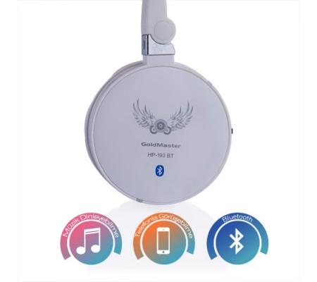 Katlanabilir Bluetooth Kulaklık ( Tüm telefon ve tabletler ile uyumlu )