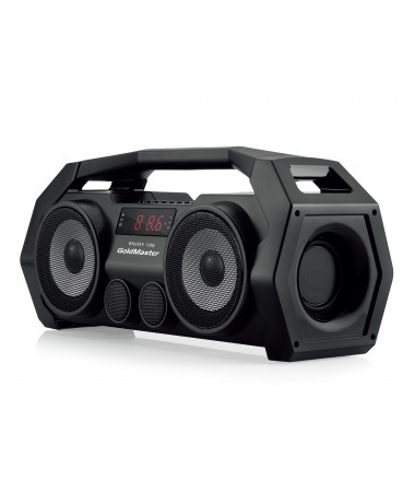 Enjoy-100 Bluetooth, Radyo, SD, USB'li Ses Sistemi ( Siyah )
