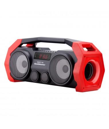 Goldmaster Enjoy-100 Bluetooth, Radyo, SD, USB'li Ses Sistemi ( Dünya Kupasını Telefon Yada Tablet'inizden İzlerken Ses Seviyesi Yetmiyor mu? )