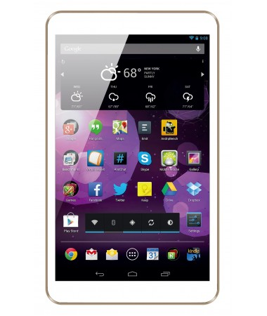 8″ FUNCY 3 GOLD Tablet Bilgisayar - Dünya Kupası Maçlarını Tabletiniz ile Dilediğiniz Yerden İzleyin!