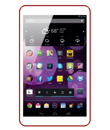 8″ FUNCY 3 KIRMIZI Tablet Bilgisayar - Dünya Kupası Maçlarını Tabletiniz ile Dilediğiniz Yerden İzleyin!