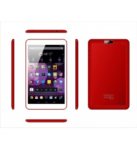 8″ FUNCY 3 KIRMIZI Tablet Bilgisayar - ( Andorid 6.0 işletim sistemi - 8GB Dahili Hafıza )