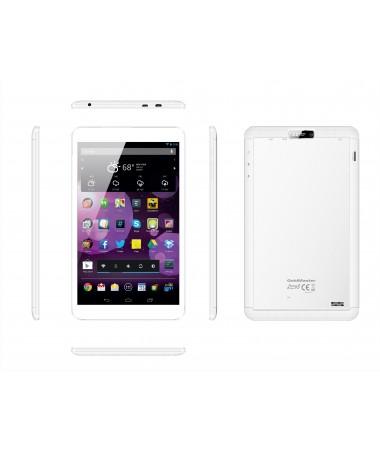 8″ FUNCY 3 BEYAZ Tablet Bilgisayar - ( Andorid 6.0 işletim sistemi - 8GB Dahili Hafıza )