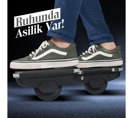 Skywalker Hovershoes ile Şehrin Rüzgarını Hisset! - Türkiye'de İlk ve Tek! ( Maximum Yeni Nesil Eğlence.. )