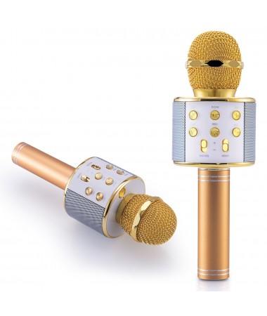 Çok Tercih Edilen Yılbaşı Hediyesi! Idance Solist Karaoke Mikrofon ( Yeni Seri - Yeni Teknoloji / Bluetooth / Ses değiştirme fonksiyonu: Helyum etkisi/Çocuk tizliği/Erkek sesi/Ürkütücü ses )
