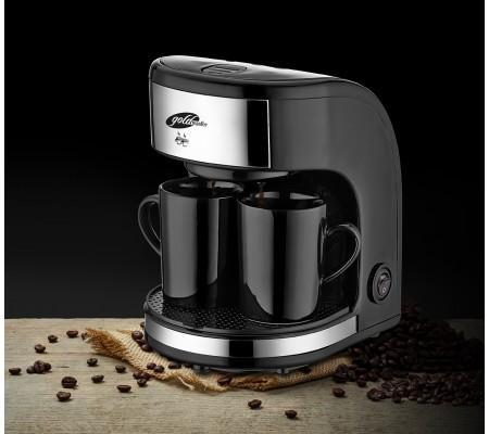 GM-7331 Zinde MİNİ Filtre Kahve Makinası ( Çok Tercih Edilen Yılbaşı Hediyesi! )