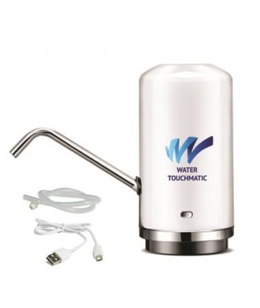 Water Touch Matic Otomatik Damacana Pompası ( JAW-003-Beyaz ) - Tek Bir Tuşa Dokunarak Yorulmadan Sürahinizi ve Bardağınızı Doldurabilirsiniz!