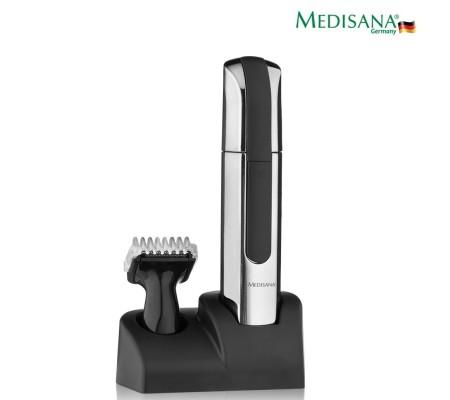 Medisana MD-7805 Air Mini Erkek Bakım Seti ( Favori Düzeltme ve Kulak/Burun Tüyü Kesme - Bakım Setiniz Eliniz Altında! )