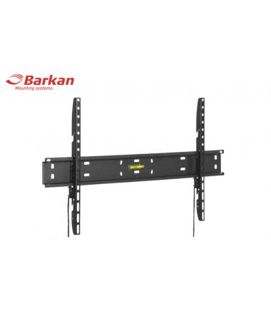 """Barkan E400.B (Max. 80"""") Siyah Sabit Askı Aparatı ( 80"""" e Kadar Ultra İnce ve Normal LED/LCD TV lerle Uyumludur )"""