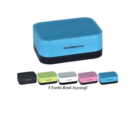 Mini Desk Kablolu Hoparlör ( Beyaz  - Tüm Telefonlar ile Uyumlu & 360 dereceye dağılan mükemmel ses etkisi )