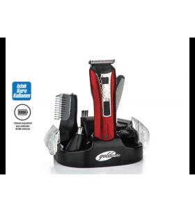 GHT-7112 ELVİS  ( Su Geçirmez ) Tıraş Makinesi  ( En Çok Tercih Edilen )