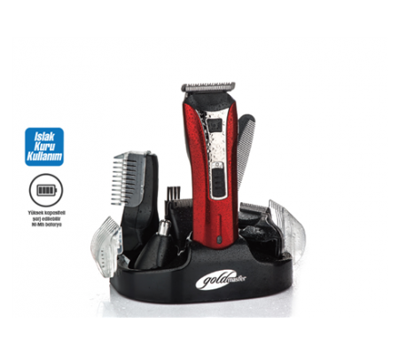 GHT-7112 ELVİS  ( Su Geçirmez ) Tıraş Makinesi