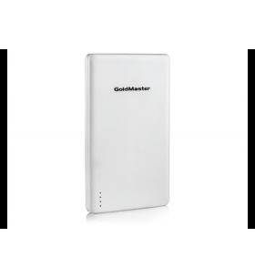 ( TÜKENDİ ) PB-10000 Taşınabilir Batarya/Powerbank ( Ergonomik ve Süper ince ( 7,5mm ) / Aynı Anda 2 Telefon Şarj Edebilme / *3 Kez Full Dolum! / Tüm Tablet ve Akıllı Telefon ile Uyumlu )