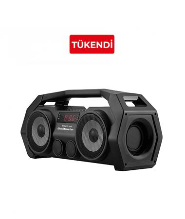 Goldmaster Enjoy-100 Bluetooth, Radyo, SD, USB'li Ses Sistemi