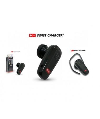 ( TÜKENDİ! )  Swiss Charger Scs-10001 Bluetooth Kulaklık ( Tüm Telefonlar İle Uyumlu! )