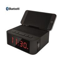 ( YENİ! ) Home Time 50 - Taşınabilir Bluetooth Hoparlör ve Dijital Saat - Yeni Seri! ( Telefon Koyma Standı, Müzik Dinleyebilme, Telefon ile Konuşabilme - 6 Fonksiyon Bir Arada! )