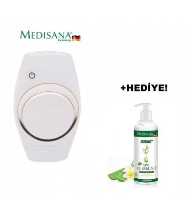 Medisana Ipl-840 Lazer Epilasyon Cihazı + Medisana Organik Sıvı Sabun HEDİYE! ( Yeni Teknoloji, Geliştirilmiş Model! Evinizde Lazer Teknolojisi! Yüz, Bacaklar, Kollar, Koltuk Altı Ve Bikini Bölgesi Için Uygun! )