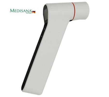 Medisana 48611 Kızılötesi Ateş Ölçer ( Alından ve Kulaktan Ateş Ölçümü & Sesli ve Görsel Yüksek Ateş Alarmı )